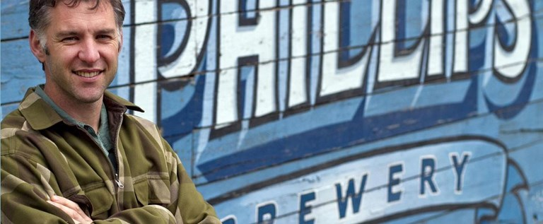 Taking Hold of Opportunities with Matt Phillips of Phillips Brewing
