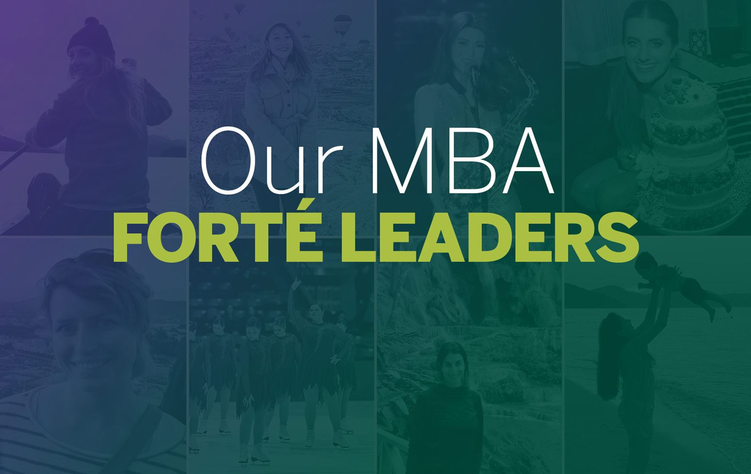 Ivey MBA women named as Forté Fellows