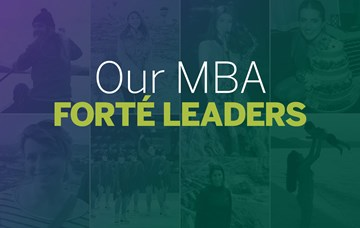 Ivey MBA women named as Forte Fellows