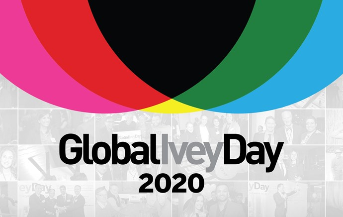 Global Ivey Day Banner