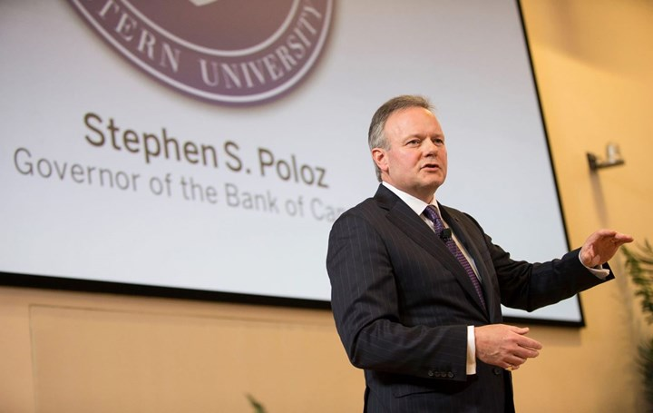 Governor Poloz outlines role of monetary policy during pandemic