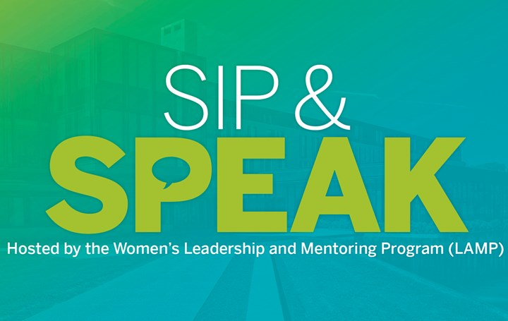Sip & Speak Series