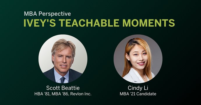 Ivey's MBA Teachable Moments Beattie MBA Perspective (9)
