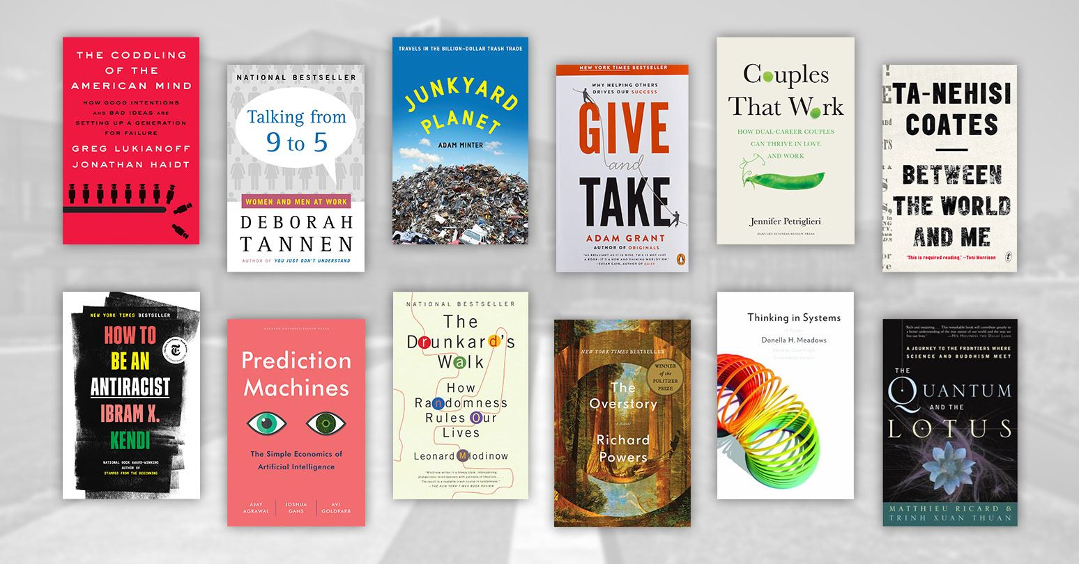 Summer reads: Top book picks from Ivey faculty
