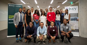 The Black Students at Ivey Collective provides network for student community