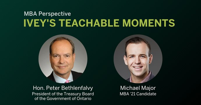 Ivey's MBA Teachable Moments MBA Perspective (10)