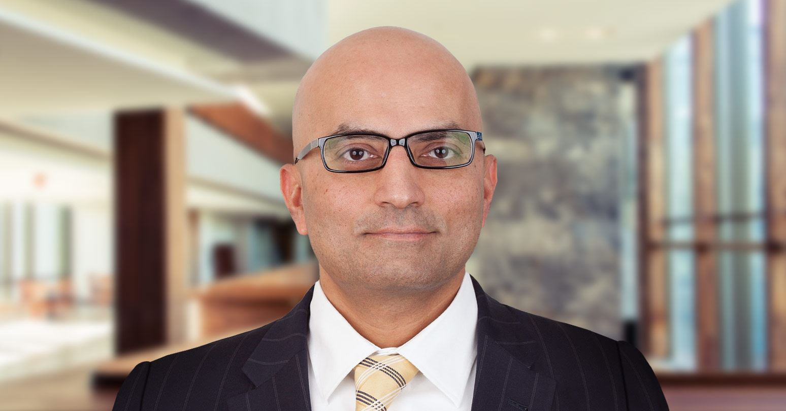 Rashid Wasti, EMBA '03, to chair Ivey's new Equity, Diversity, and Inclusion Advisory Council