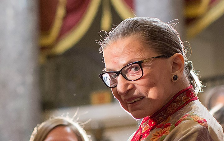 The Notorious Leadership of RBG