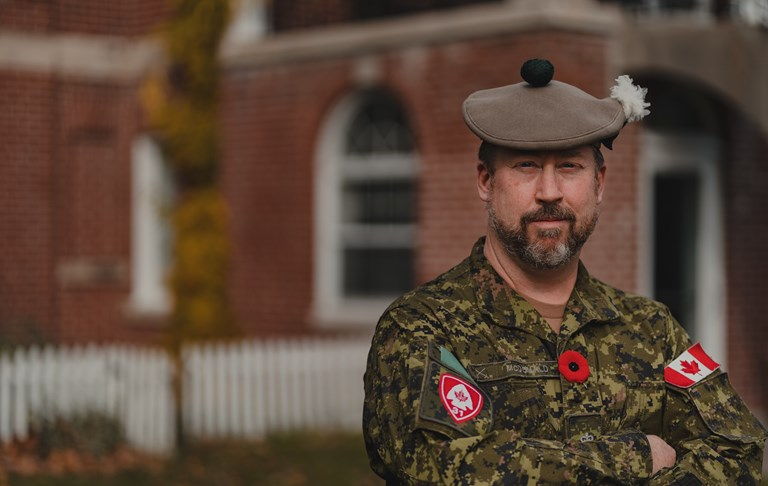 From battlefield to business school: Ivey veterans reflect on Remembrance Day
