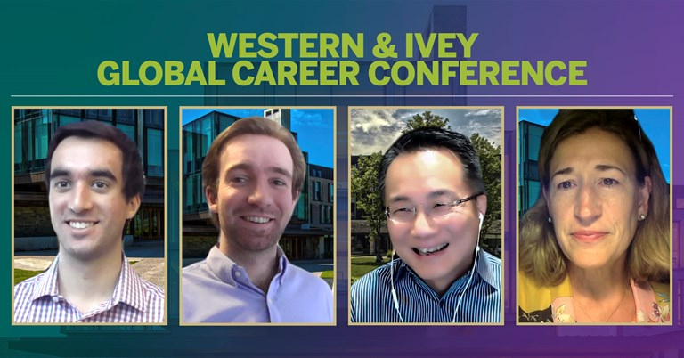 Conference encourages students to explore global career options