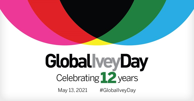 Alumni find creative ways to celebrate Global Ivey Day