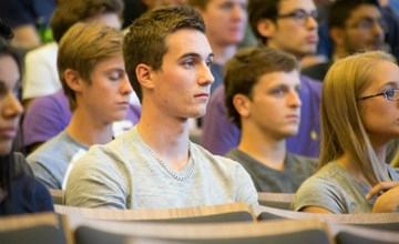 New students kick off 2 years and hundreds of cases at Ivey Business School