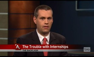 The Agenda: The Trouble with Internships Panel with Professor Mike Moffatt