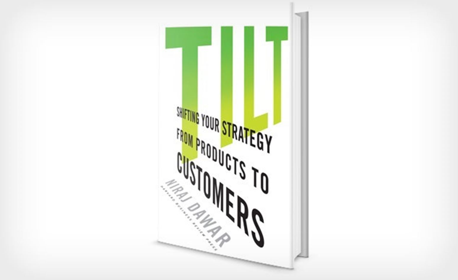 TILT: Shifting the Centre of Gravity of Business