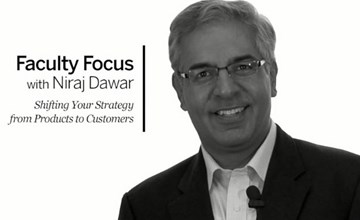 Faculty Focus: Niraj Dawar