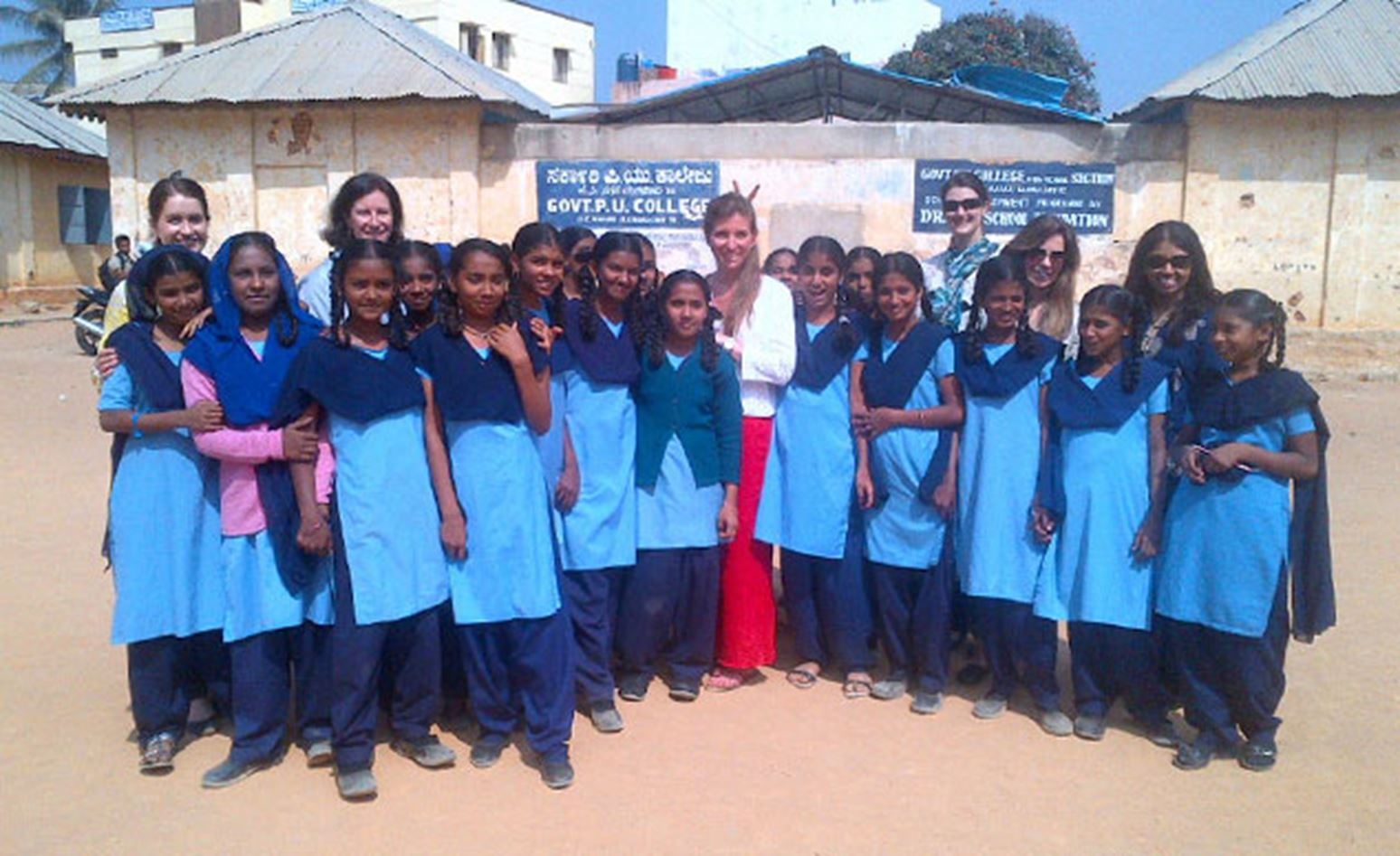 EMBA student Katie Porter shares her real world experience from India