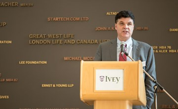 London businesses benefit from StarTech.com $1-million donation to Ivey Business School