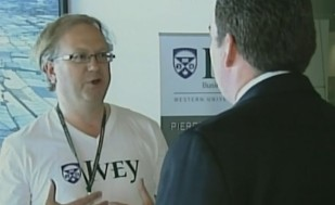 CTV visits Ivey-hosted Babson Entrepreneurship Conference