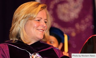 Stacey Allaster, EMBA '00: Create a world of equality in opportunity for all