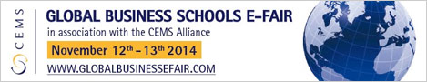 Global Business Schools E-Fair