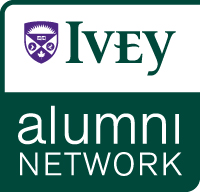 Ivey Alumni Network Logo in Colour