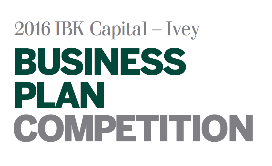 Ibk capital ivey business plan competition pay to get management argumentative essay