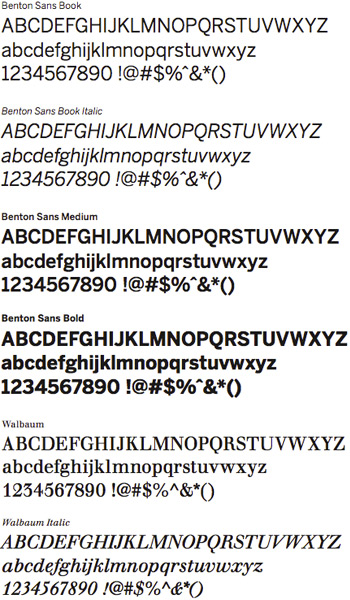 Ivey Business _Fonts