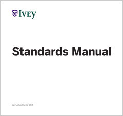 Brand Standards Manual
