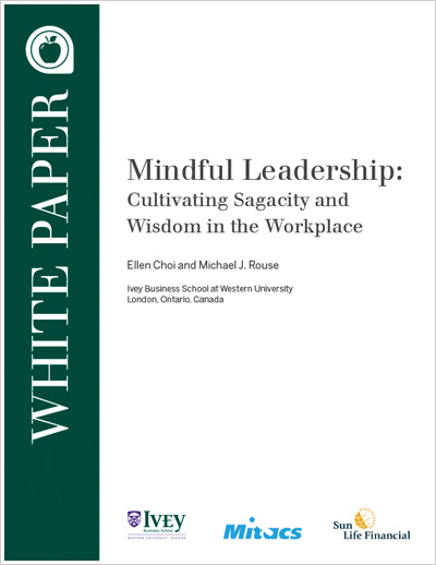 Mindful Leadership: Cultivating Sagacity and Wisdom in the Workplace