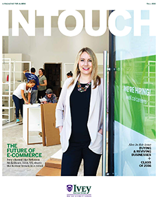 Intouch Fall 2016 Cover