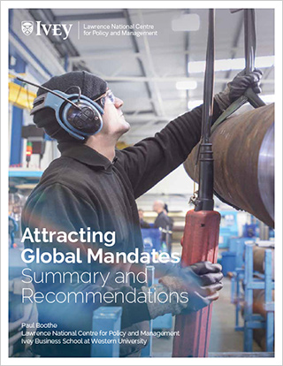 Attracting Global Mandates: Summary and Recommendations
