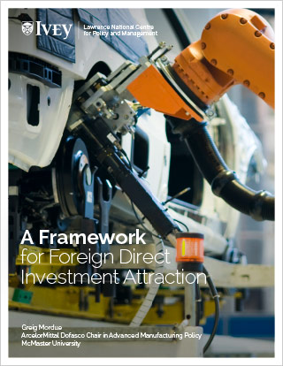 A Framework for Foreign Direct Investment Action