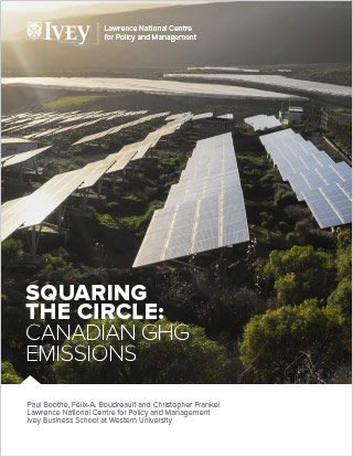 Squaring the Circle: Canadian GHG Emissions