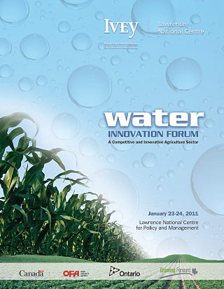 Water Innovation Forum
