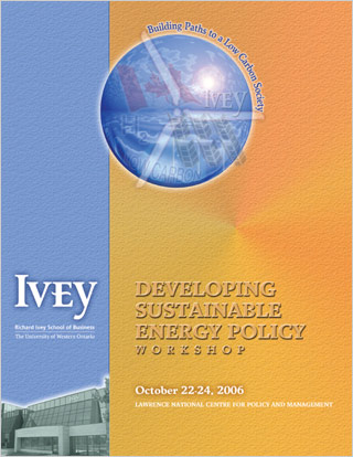 Developing Sustainable Energy Policy: Building Paths to a Low Carbon Society