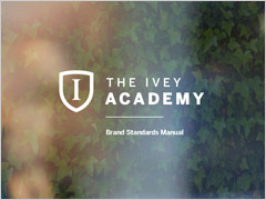 Ivey Academy Brand Standards Manual