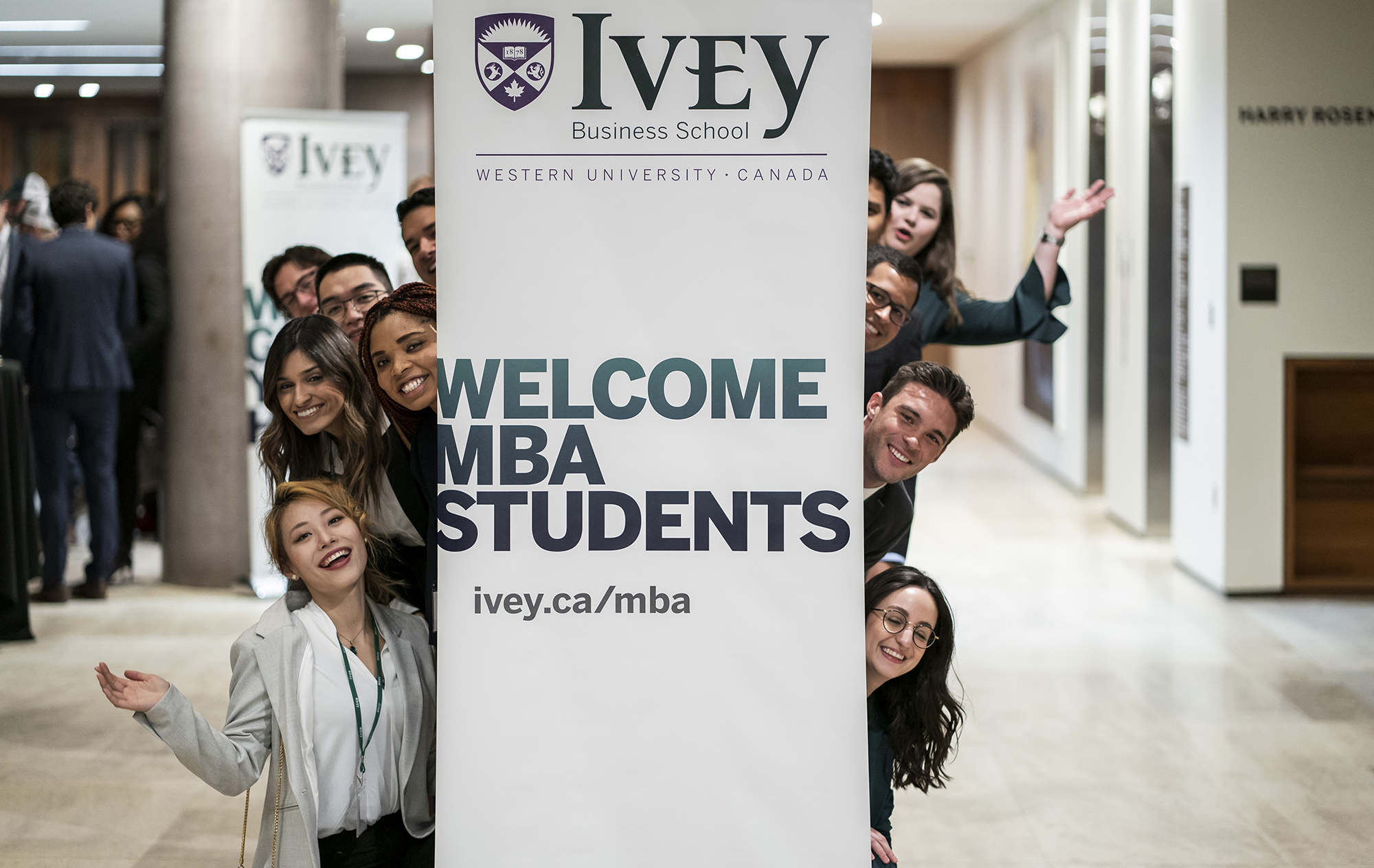 Mba Class Of 2021 Begins Its Leadership Journey News Events