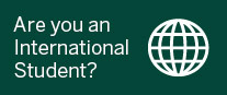 Are you an International Student?