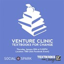 Social Spark Venture Clinic: Textbooks for Change