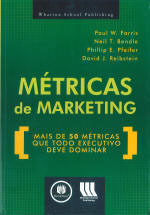Marketing Metrics Portugese