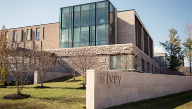 Ivey New Building