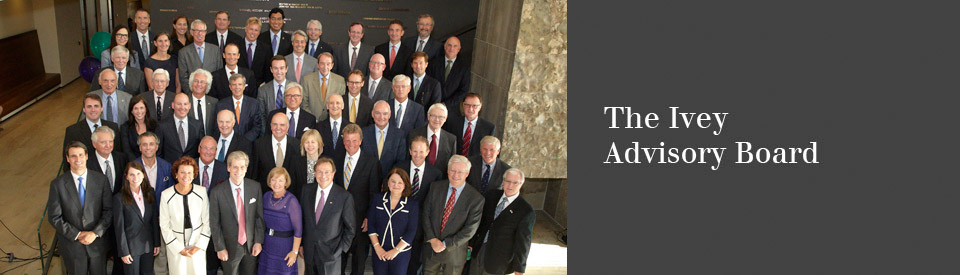 The Ivey Advisory Board